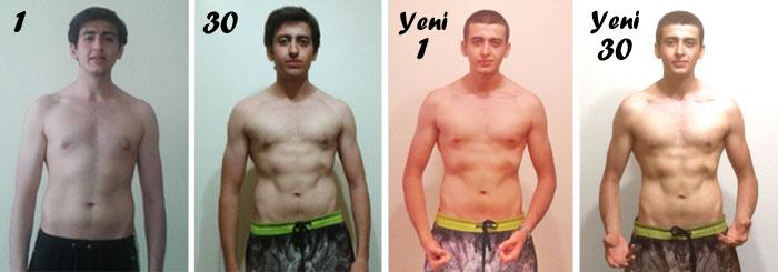 Muhammed P90X Transformasyon