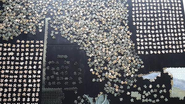 Aykut'un 13000 puzzle'ı