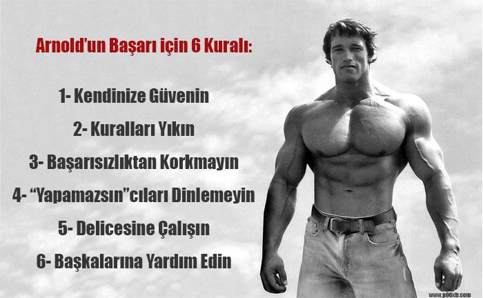 Arnold 6 Kural