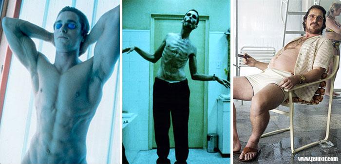 Christian Bale Transformasyon