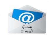 Günün Email'i…