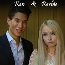 Gerçek Ken ve Barbie? İstemem Kalsın!