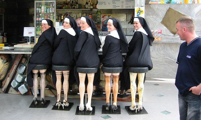 Rahibeler Taburede