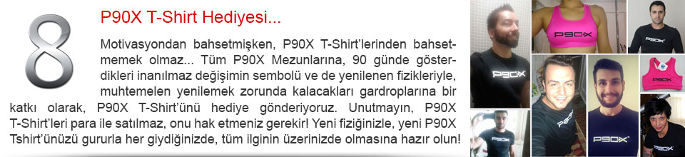 P90X Madde 8