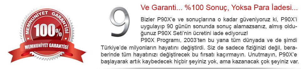 P90X Madde 9