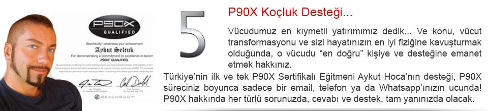 P90X Madde 5