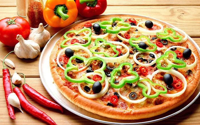 Sağlıklı Pizza P90X