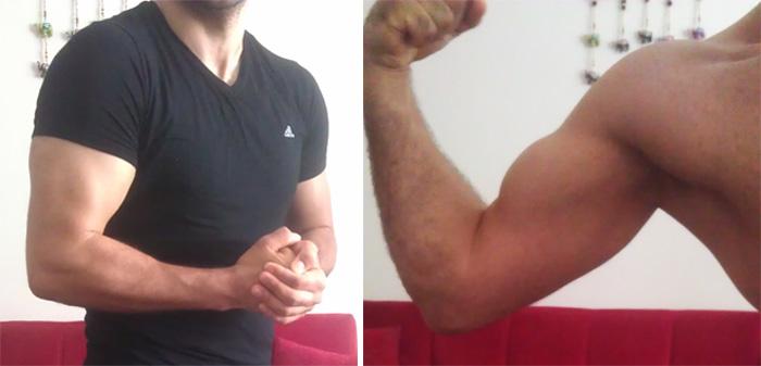 Gökhan Biceps