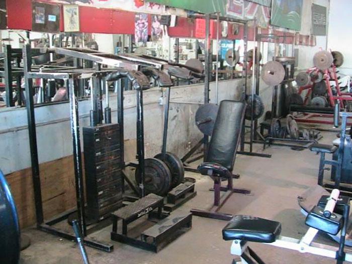metroflex gym 3