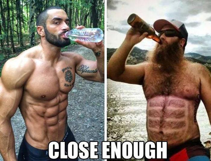 Lazar Close Enough