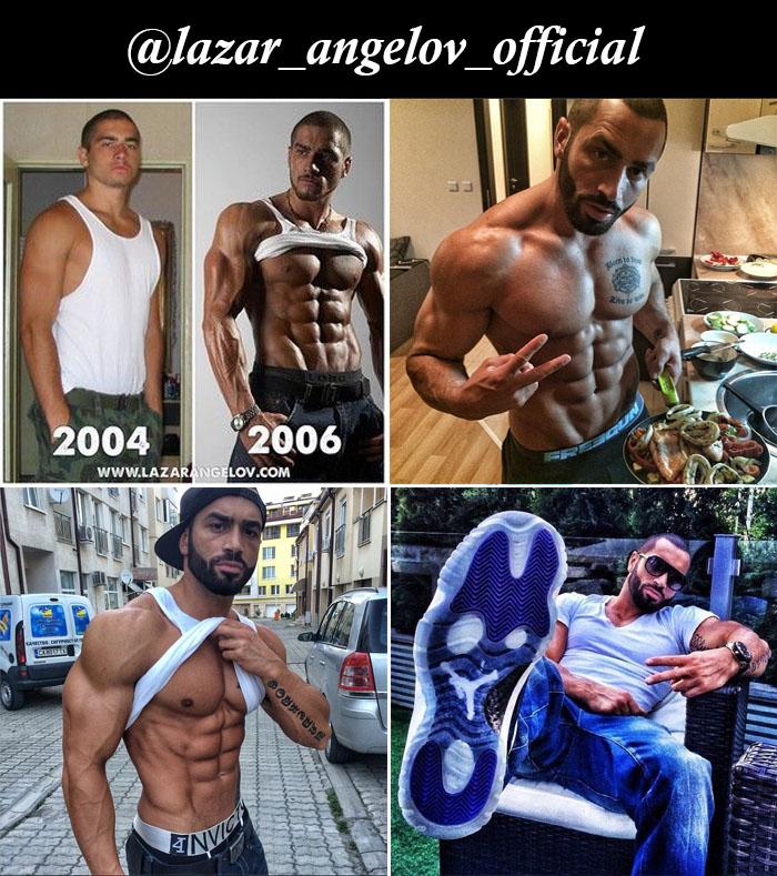 Lazar Angelov P90X