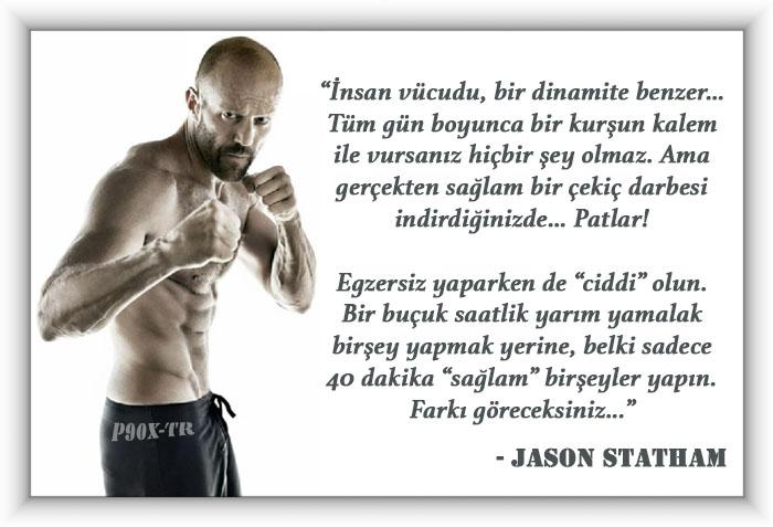 P90X Jason Statham