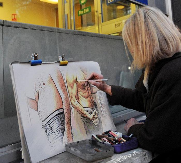 Erdogan Street Art