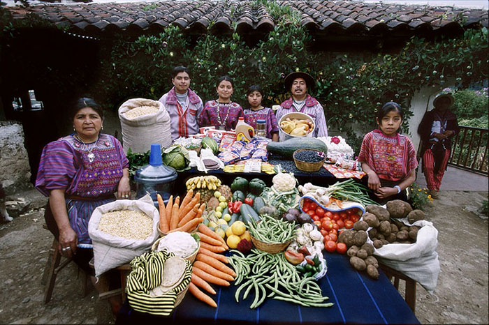 Dunya Ne Yiyor Guatemala