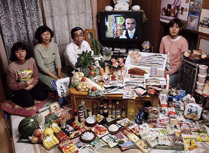 Dunya Ne Yiyor Japonya