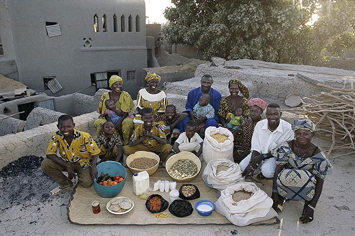 Dunya Ne Yiyor Mali