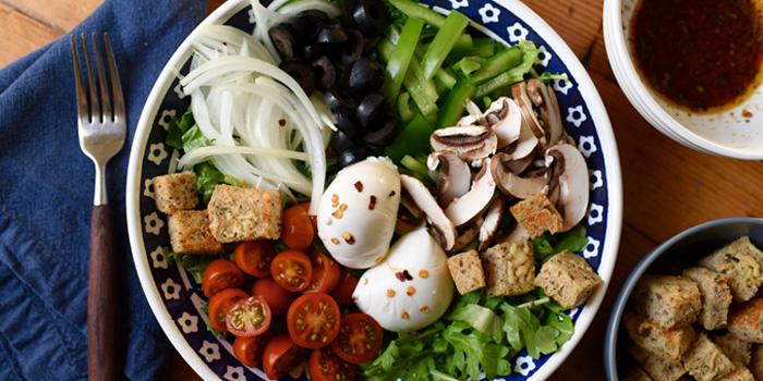 Vegetarian-Pizza-Salad