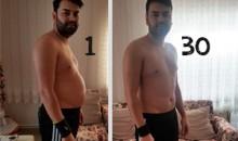 Bir Gömleğin Motivasyonu (30 Gün Sonuçları)